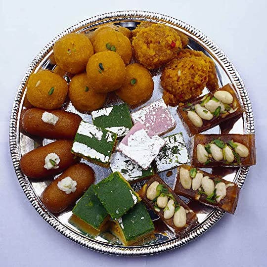 Indian Sweets (mithai)