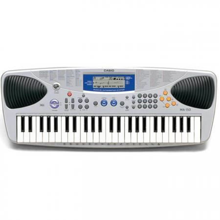 I have this synthesizer