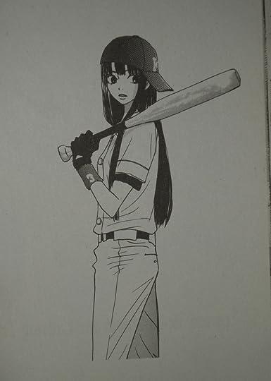 Baseball Sawako