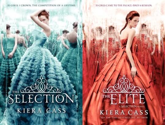 The selection book 2 goodreads giveaways