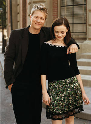 Rory and Logan