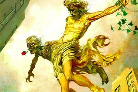 Jesus + Zombie