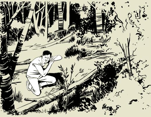 Green River Killer by Jeff Jensen and Jonathan Case