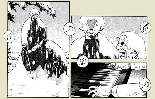 Pluto by Naoki Urasawa and Osamu Tezuka