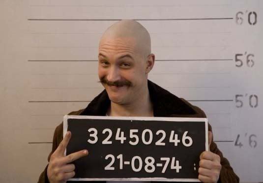 Tom Hardy in the film Bronson
