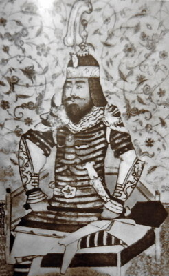 Timur Himself