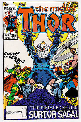 Mighty Thor #353