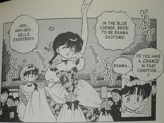 Ranma 1 2 Vol 15 By Rumiko Takahashi
