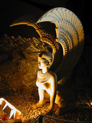 Sphinx from »The Neverending Story«
