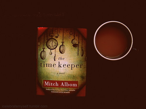 The Time Keeper by Mitch Albom - PDF free download eBook