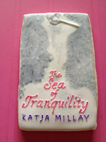 The Sea of Tranquility Cookie