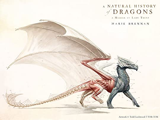 Image result for A Natural History of Dragons: A Memoir by Lady Trent by Marie Brennan