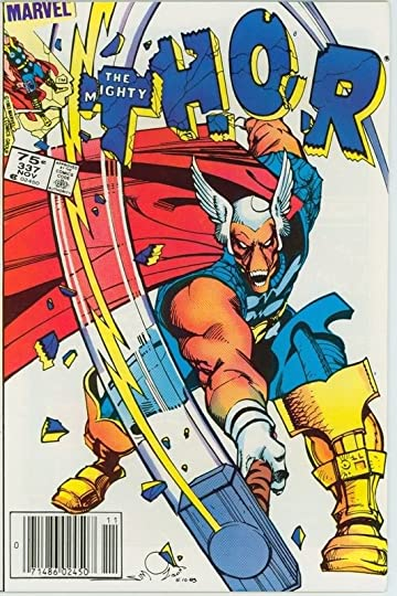 thor 337 photo: Thor 337 75-cent variant Thor33775-centvariant.jpg