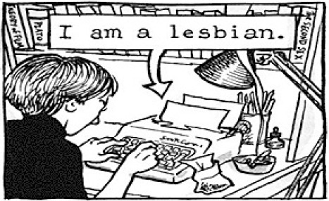 Fun Home Lesbian