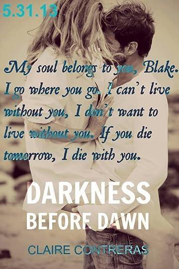 Before epub darkness dawn claire contreras