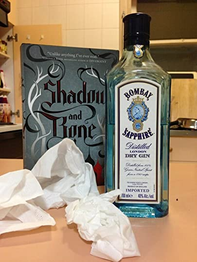 Shadow and Bone drove me to drink O__O