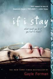 Image result for if i stay goodreads
