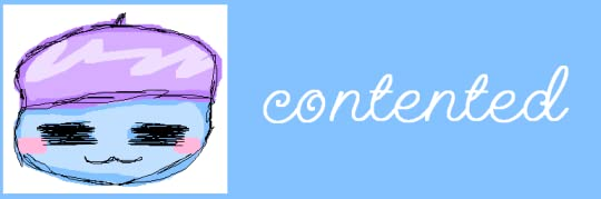 contented photo: Contented contented.png