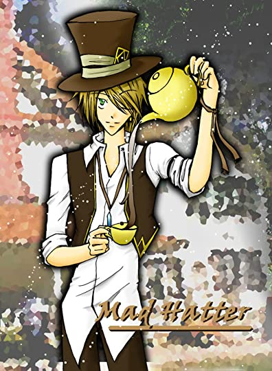 Her Mad Hatter (Kingdom, #1) by Marie Hall