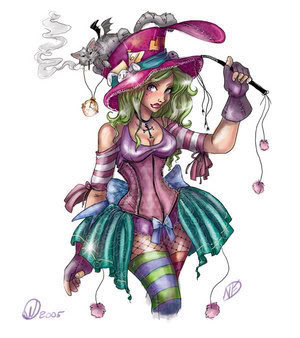 mad hatter photo: (woman) joker mad hatter Mad_Hatter_by_NoFlutter.jpg