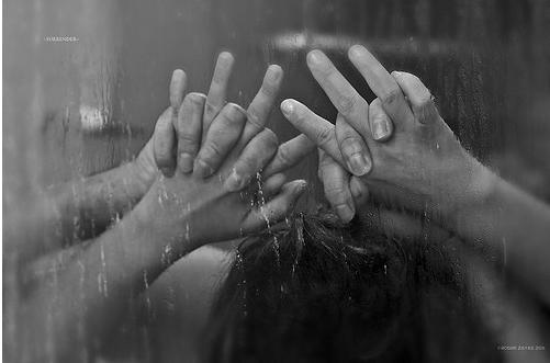 фото девушек в душе с мужчиной