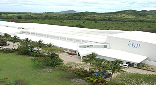 Fiji water plant