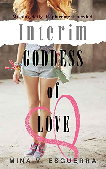 Interim Goddess of Love_digital cover