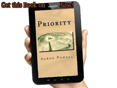 Get Priority by Aaron Powell on Kindle at Amazon Now!