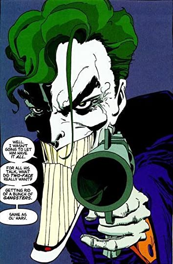 Tim Sale's Joker