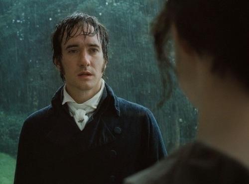 Mr.Darcy gets wet