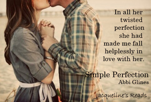 Simple Perfection Abbi Glines Pdf