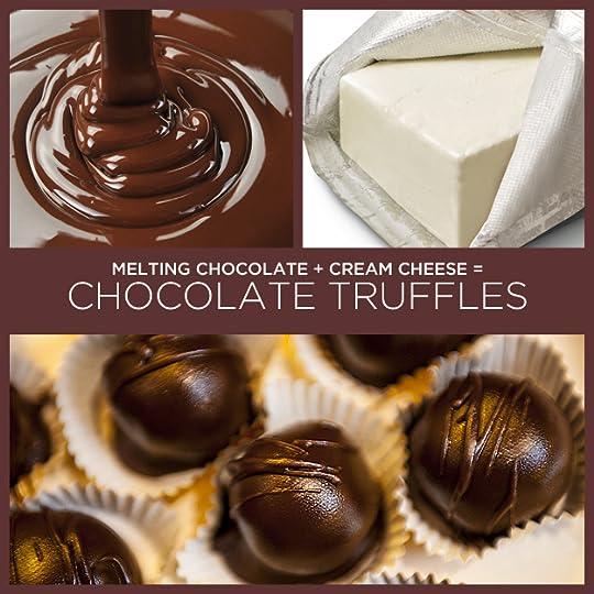 chocolate truffles photo: chocolate truffles chocolatecreamcheesetruffles.jpg