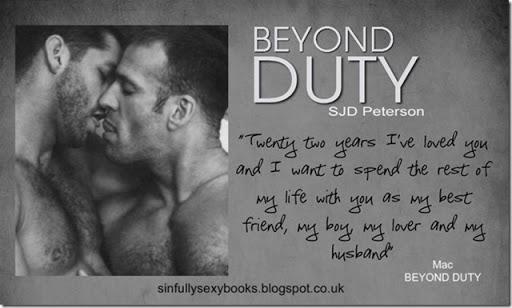 BEYOND DUTY & SYMPATHY