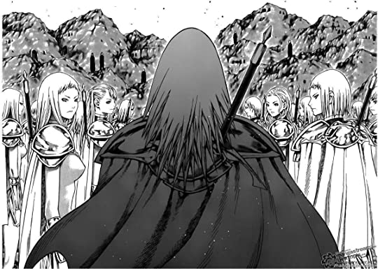 Image result for claymore vol 20