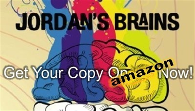 Get Your Copy of Jordan's Brains: A Zombie Evolution by J. Cornell Michel on Amazon Now!