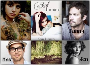 Just Human Collage