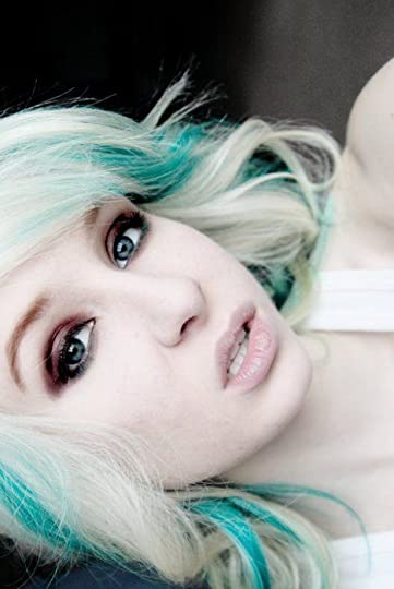 white-blue-hair
