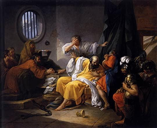 Joseph de Saint-Quentin – The Death of Socrates