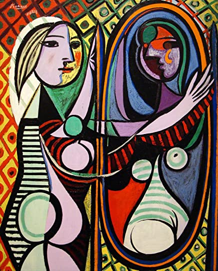 Picasso – Girl Before a Mirror