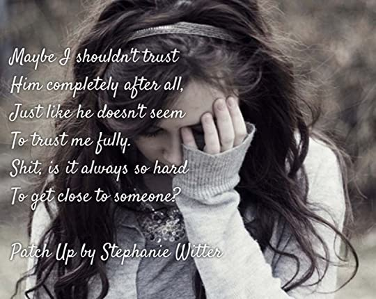 Patch Up (Patch Up, #1) by Stephanie Witter