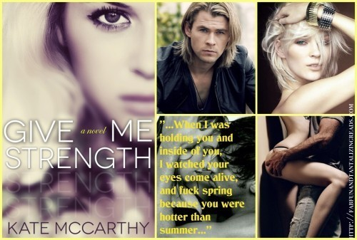 Give Me Strength Collage