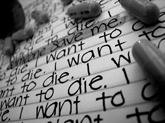 Suicidal thoughts photo: Someone Save Me pills.jpg