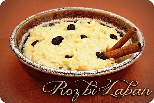 Roz bi Laban - Egyptian Rice Pudding