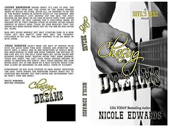 Chasing Dreams (Devil's Bend, #1) by Nicole Edwards