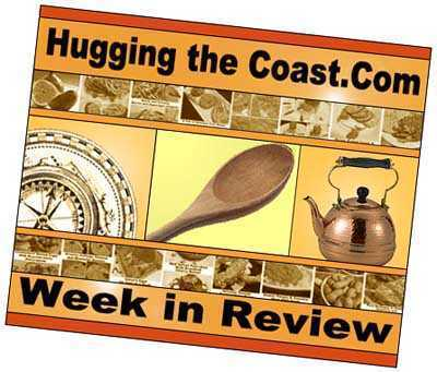 The Hugging the Coast .Com Week in Review