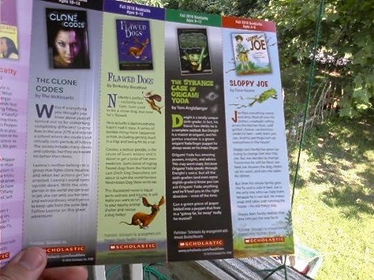 Middle Grade Ninja: Book Review: THE STRANGE CASE OF ORIGAMI YODA ... | 405x540