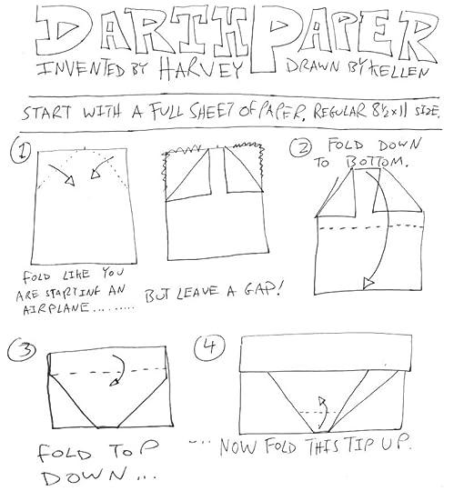 How to Fold | Origami Yoda | 540x499