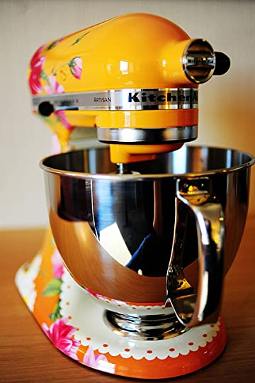 Ree drummond 39 s blog design your own mixer may 11 2012 07 02 - Decorated kitchenaid mixer ...