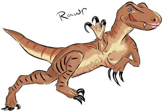 Raptor female dinosaur porn agree with