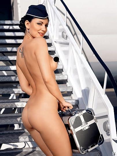 Стюардесса голая фото